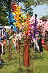 140803_Skulptur_bunt_Festival